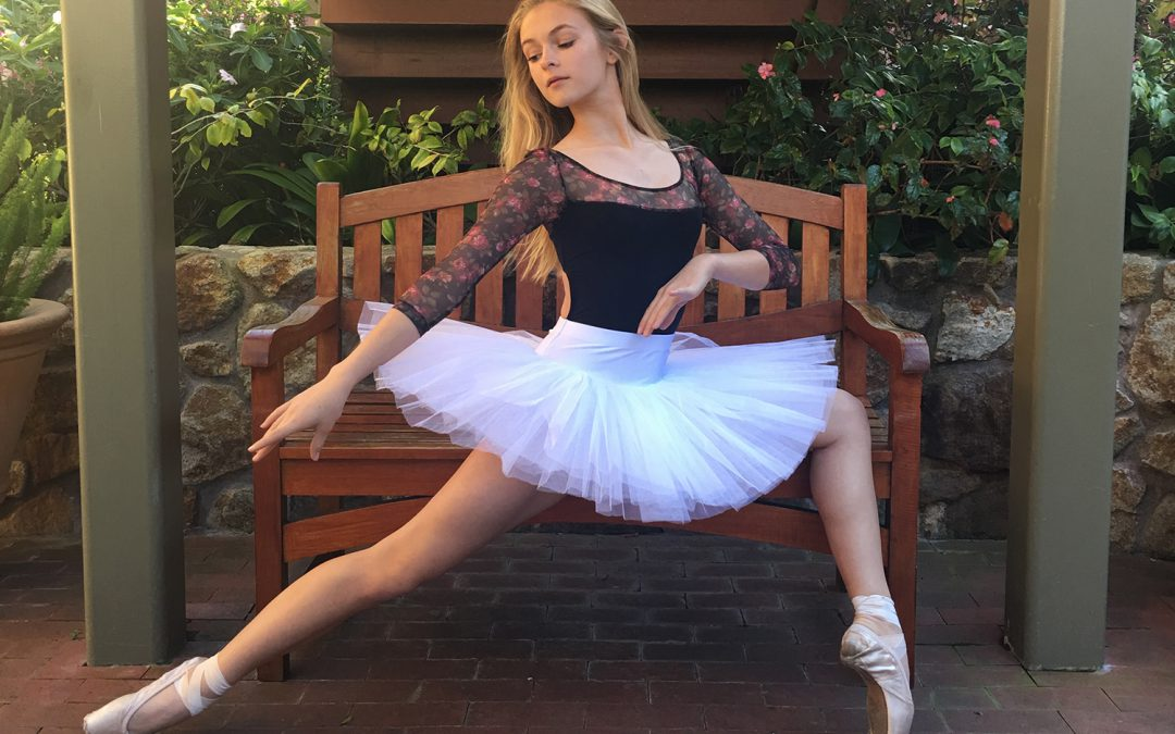 March Dancer of the Month – Grace Phillips