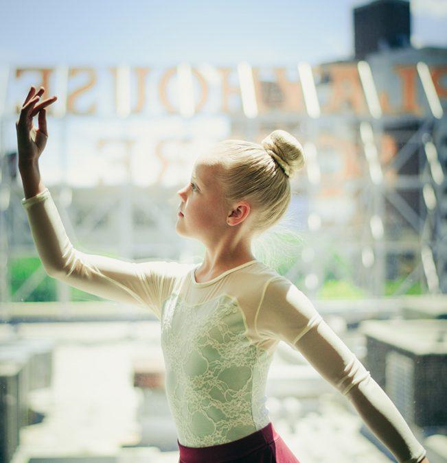 Feature Dancer February 2018 – Jocelynn McCain