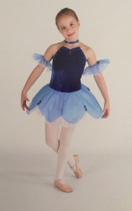 Abby Vasquez - Featured Dancer for September 2015