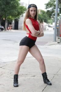 Abby Vasquez - Photo by Rich Clark