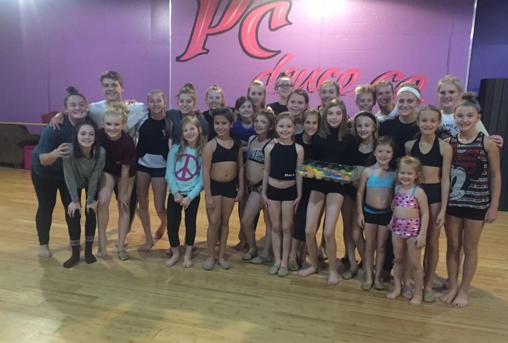November – December 2015 Featured Dance Studio