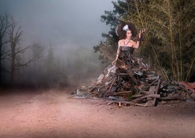 Blinkit-Photography Dark Princess-Blanca Flore