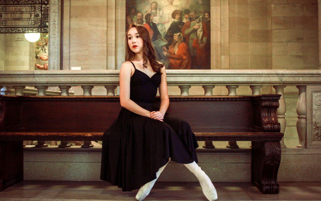 June 2017 Featured Dancer Sofia Lutman